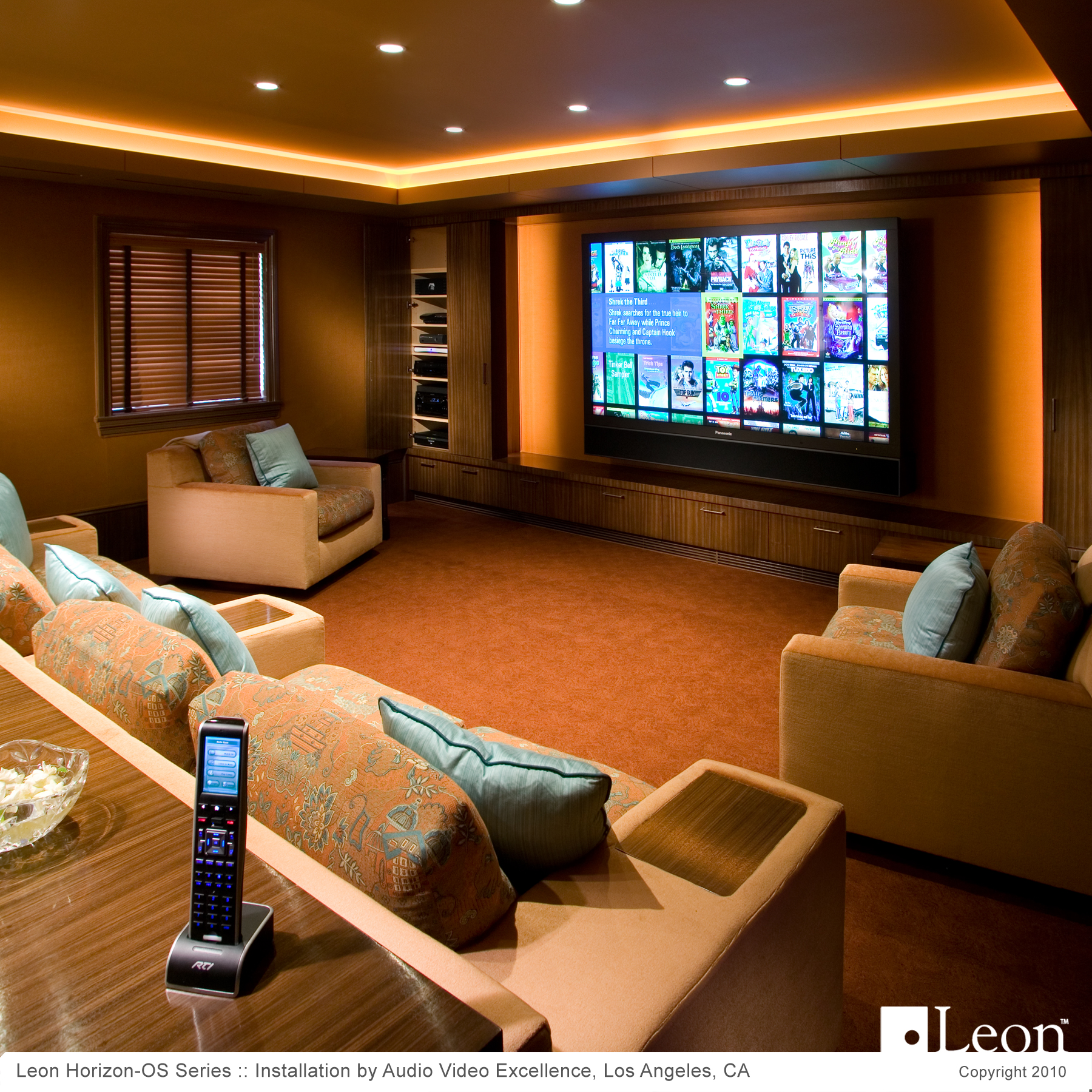 elegant resolutions audio video and home theater integration